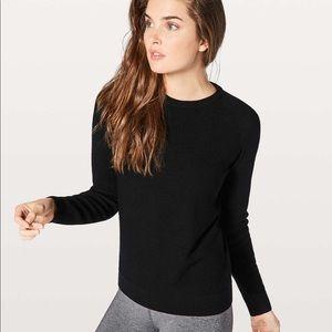 Lululemon Simply 100% Merino Wool Sweater
